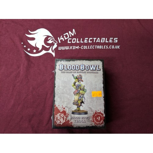 Blood Bowl - Troll Miniature