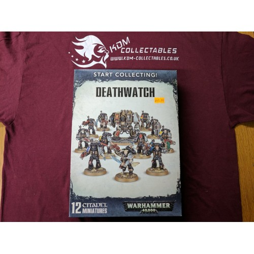 Warhammer 40,000 Start Collecting! 'Deathwatch'