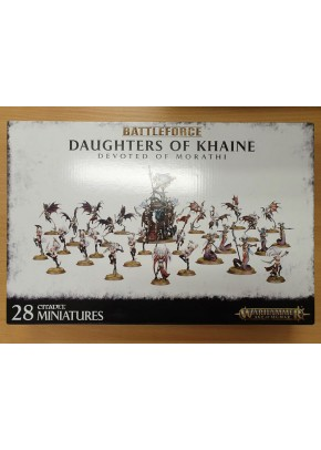 Warhammer Age of Sigmar: Battleforce Daughters of Khaine