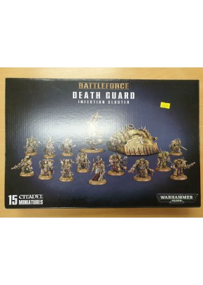 Warhammer 40,000: Battleforce Death Guard
