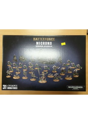 Warhammer 40,000: Battleforce Necrons