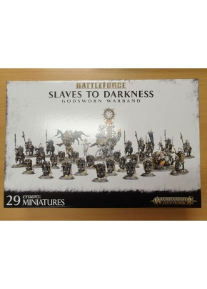 Warhammer Age Sigmar: Battleforce Slaves to Darkness