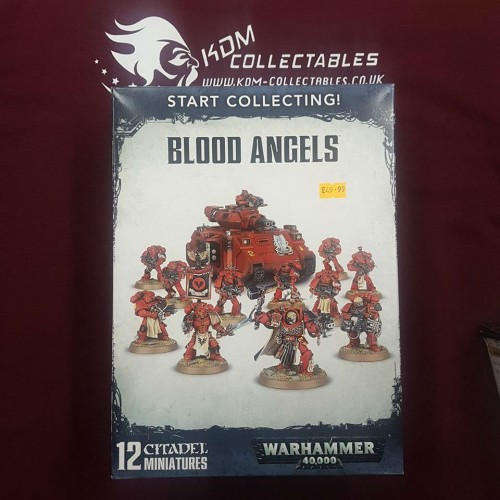 Warhammer 40,000 Start Collecting! 'Blood Angels'