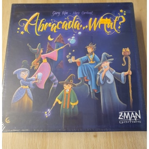 Abracada...What?: Board Games