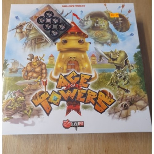 Age of Towers: Board Games