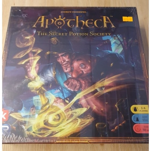 Apotheca The Secret potion Society: Board Games