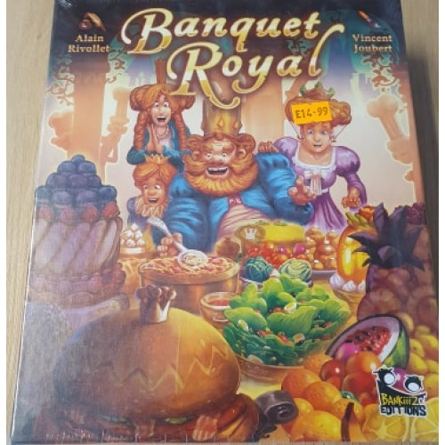 Banquet Royal: Board Games
