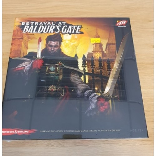 Betrayal at Baldur's Gate: Board Games