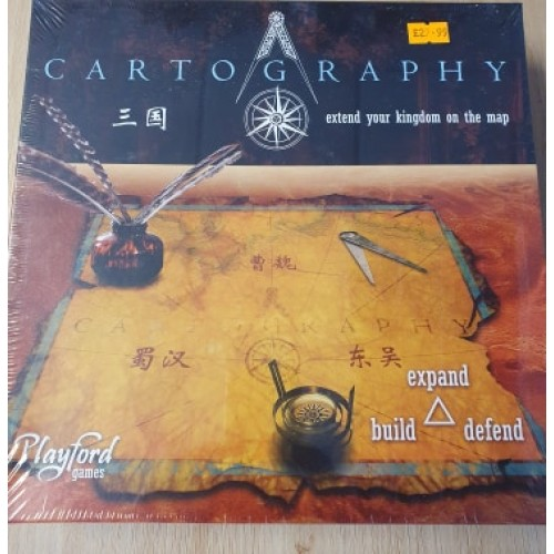 Cartography: Board Games