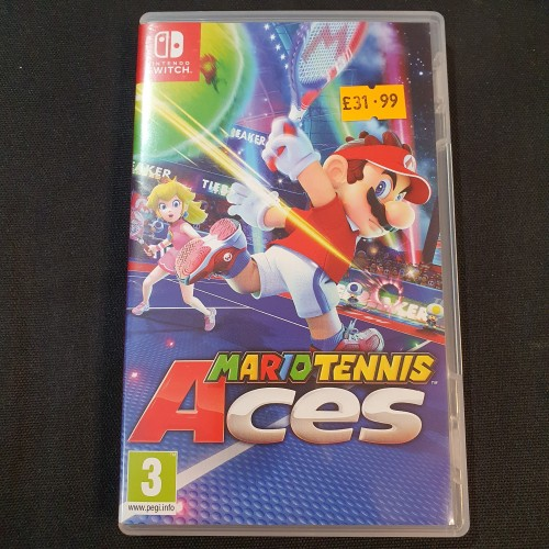 Mario Tennis Aces: Nintendo Switch