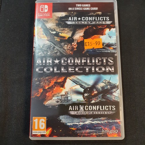 Air Conflicts Collection: Nintendo Switch
