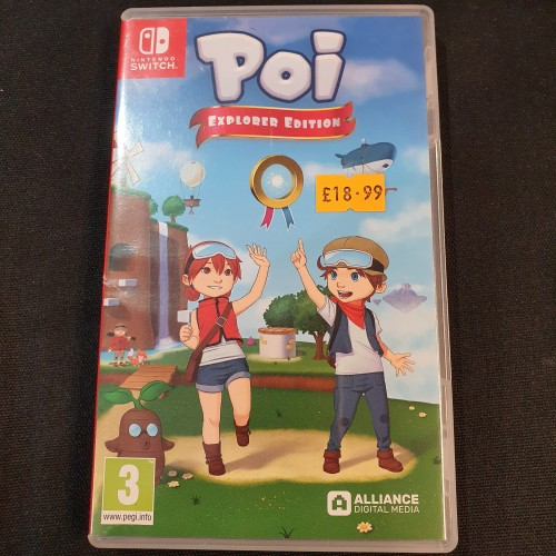 Poi Explorer Edition: Nintendo Switch