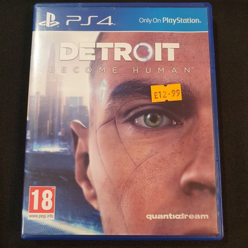 Detriot Become Human: PS4