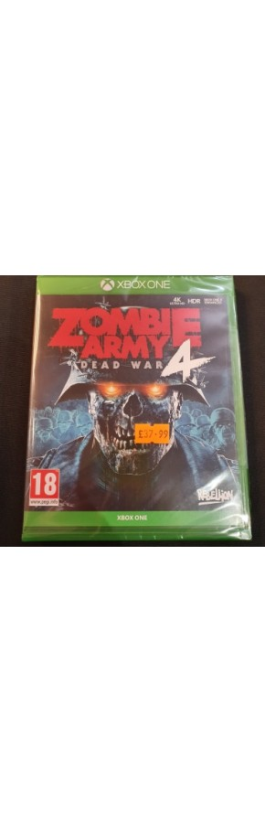 Zombie Army 4 Dead War: Xbox One