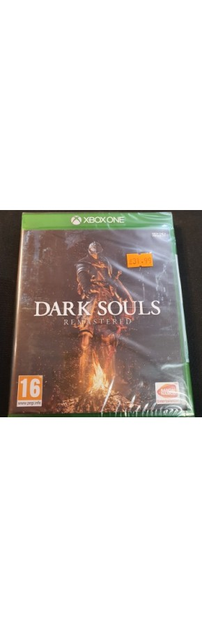 Dark Souls Remastered: Xbox One