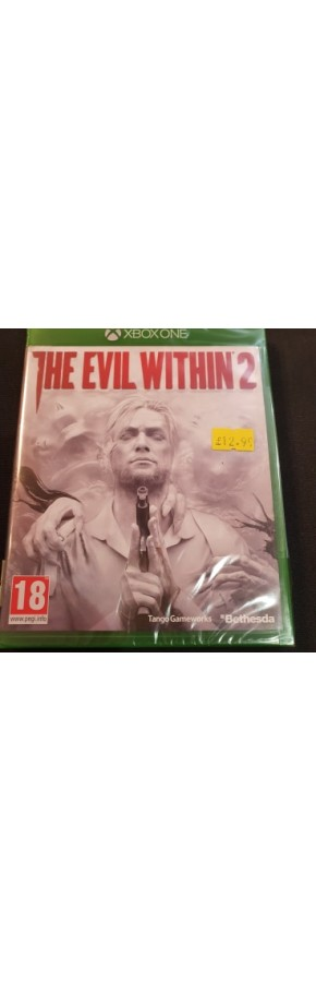 The Evil Within 2: Xbox One