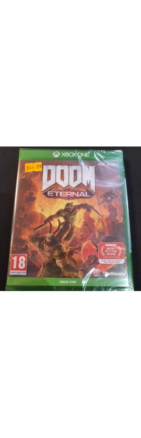 Doom Eternal: Xbox One