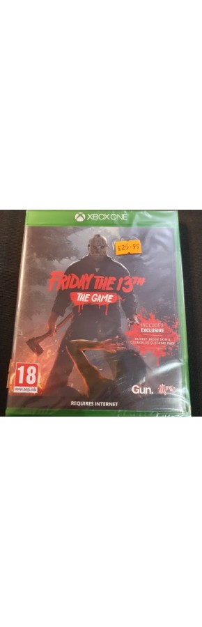 Friday The 13th The Game: Xbox One