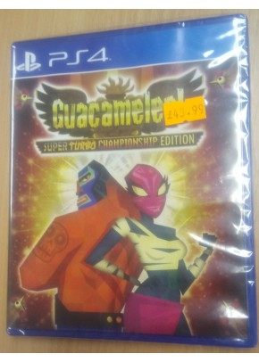Guacamelee! STCE PS4