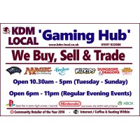 KDM Local - Gaming Hub
