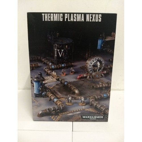 Thermic Plasma Nexus (Games Workshop Scenery)