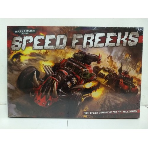 Warhammer 40,000 Speed Freeks