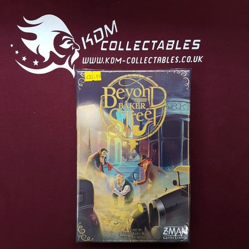 Beyond Baker Street - Z-man Games
