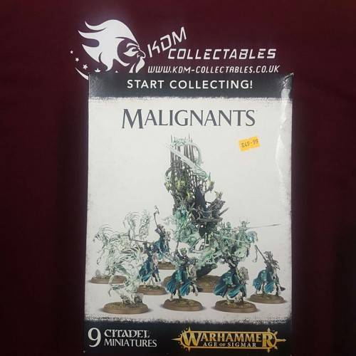 Warhammer Age of Sigmar Start Collecting! 'Malignants'
