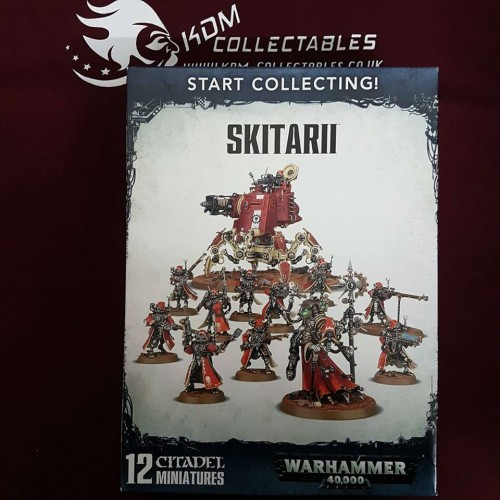 Warhammer 40,000 Start Collecting! 'Skitarii'