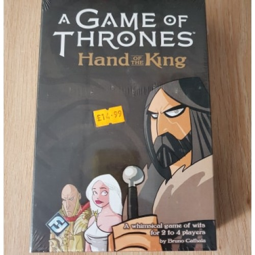 A Game of Thrones Hand of The King: Board Games