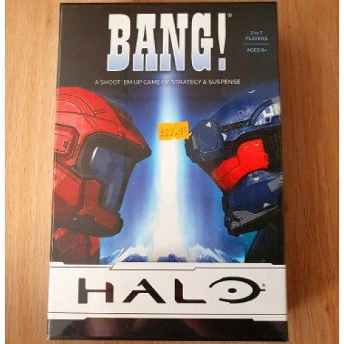Bang! Halo: Board Games