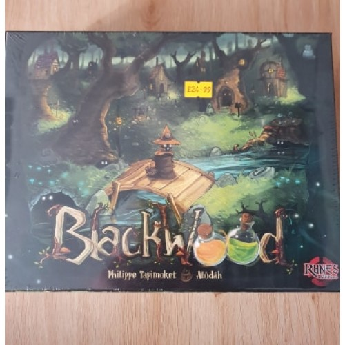 Blackwood: Board Games